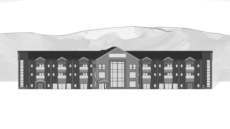 Soltorget Ski Lodge Stöten