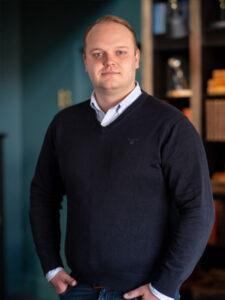 Oskar Flyrén, Skandiamäklarna